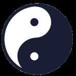 """Gesundheit setzt das Gleichgewicht von Yin und Yang und einen harmonischen Fluss der Lebensenergie """"Qi"""" und des Blutes voraus"""